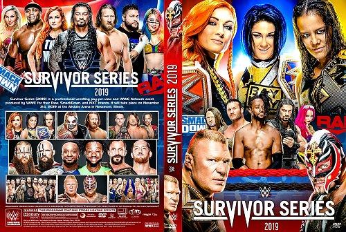 WWE Серии на выживание / WWE Survivor Series (2019)