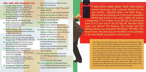 Manfred Mann - Hit Mann! The Essential Singles 1963-1969 (2008)