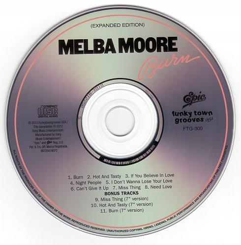 Melba Moore - Burn (1979)