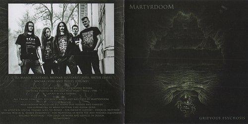 Martyrdoom - Grievous Psychosis (2017)