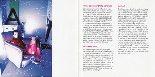 Håkan Hellström - Känn ingen sorg för mig Göteborg (2000)