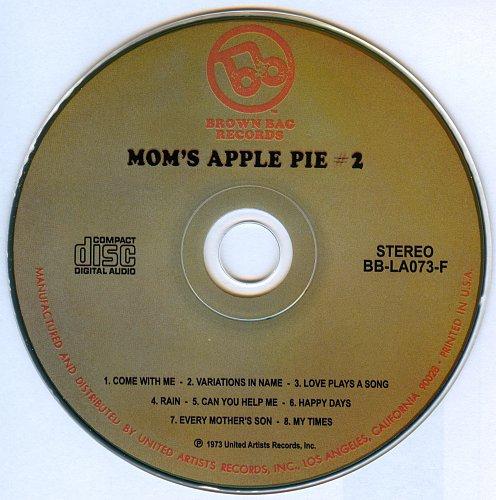Mom's Apple Pie - #2 (1973)