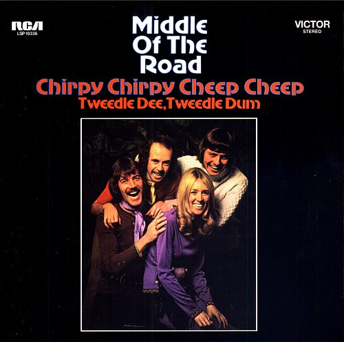 Middle Of The Road - Middle Of The Road (1971)