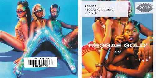 Reggae Gold 2019 (2019 VP Music Group, VP Records VP2699, USA)