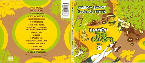 Matthew Sweet & Susanna Hoffs - Under The Covers Vol. 2 (2009)
