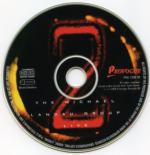 Michael Landau Group - Live (2006)