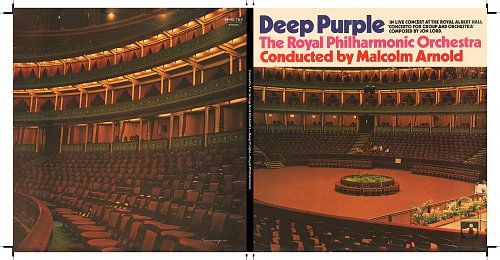 Deep Purple And The Royal Philharmonic Orchestra. 1970
