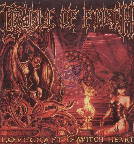 Cradle Of Filth - Lovecraft and Witch Hearts (2002)