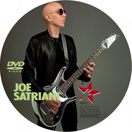 Joe Satriani - SENA European Guitar Award (2018)
