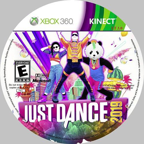 Just Dance 2019 CD