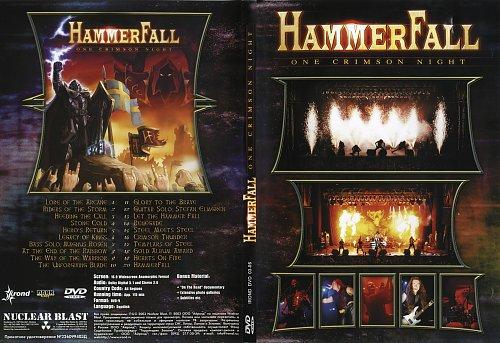 HammerFall – One Crimson Night (2003)