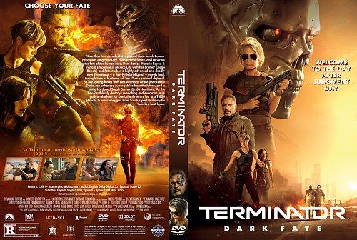 Терминатор: Тёмные судьбы / Terminator: Dark Fate (2019)
