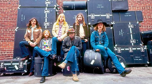 The Allman Brothers Band - At Fillmore East (1971)