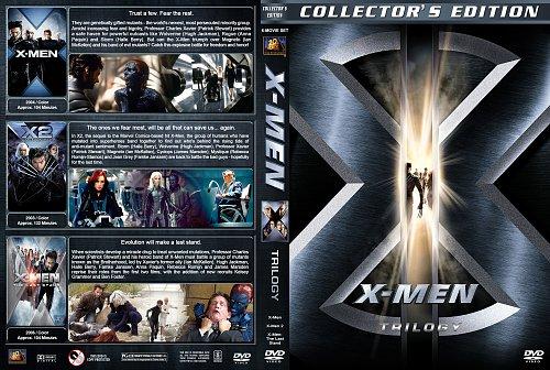 Люди Икс. Трилогия / X-Men. Trilogy (2000 - 2006)
