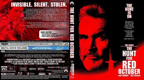 Охота за «Красным Октябрём» / The Hunt for Red October (1990)
