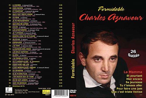 Charles Aznavour  -  Formidable Charles Aznavour-26 Succés (2016)