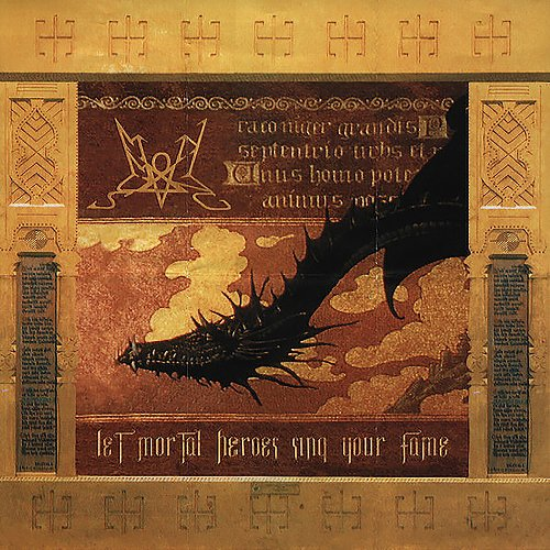 Summoning - Let Mortal Heroes Sing Your Fame (2001 Napalm Records; 2014 Virus Productions, Canada)