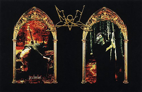 Summoning - Let Mortal Heroes Sing Your Fame (2001 Napalm Records)