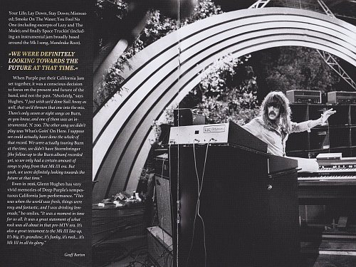 Deep Purple - California Jam 1974 (2016)