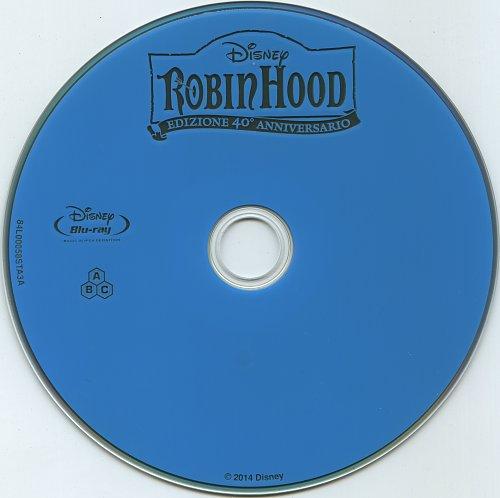 Робин Гуд / Robin Hood (1973)