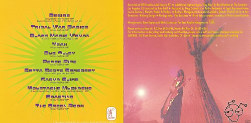 Gary Hoey - Bug Alley (1996)
