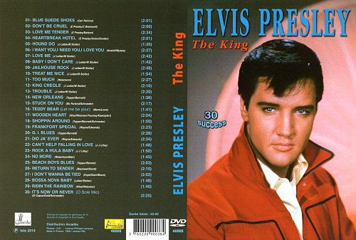 Elvis Presley – Elvis Presley: The King - 30 Success (2014)