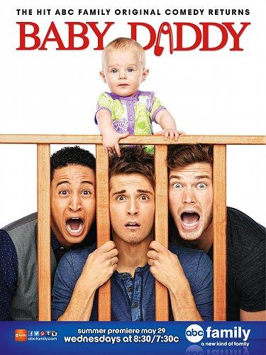 Папочка / Baby Daddy (2012-2017)