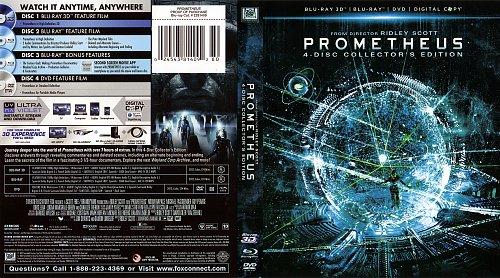 Прометей 3D / Prometeus 3D (2012)