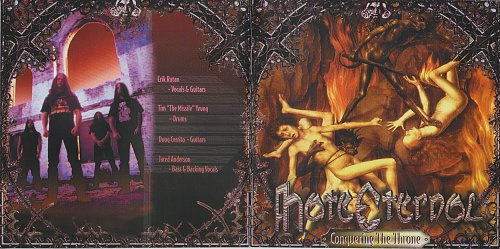 Hate Eternal - Conquering The Throne (1999)