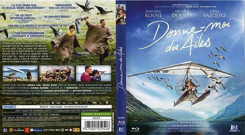 Расправь крылья / Donne-moi des ailes (2019)