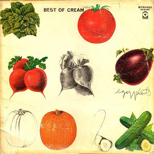 Cream – Best Of Cream (1969)