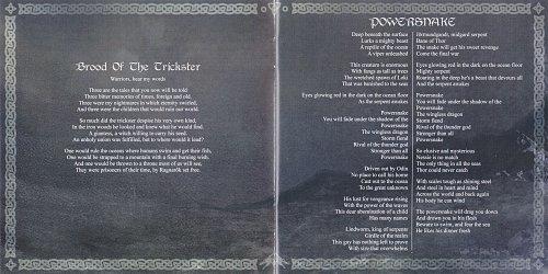 Brothers Of Metal - Emblas Saga (2020 AFM Records, King Record: KICP 4009, Nexus, Seven Seas, Japan)
