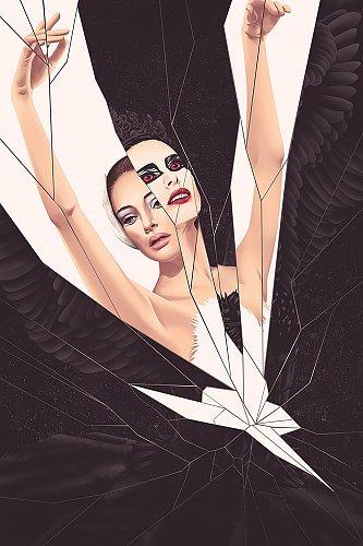 Чёрный лебедь/Black Swan (2010)