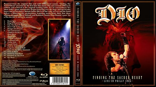 Dio - Finding The Sacred Heart (2013)