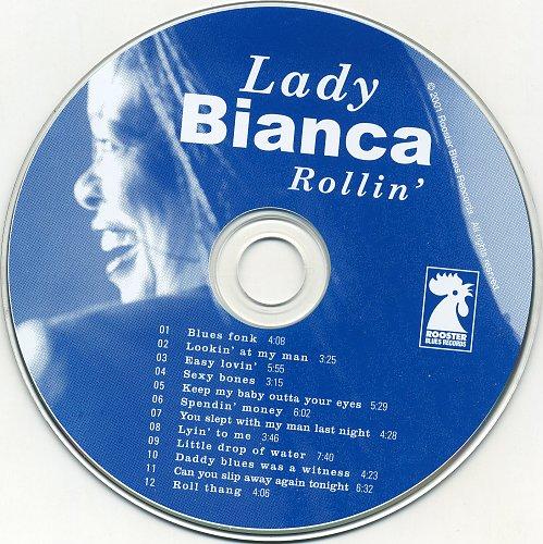 Lady Bianca - Rollin' (2001)