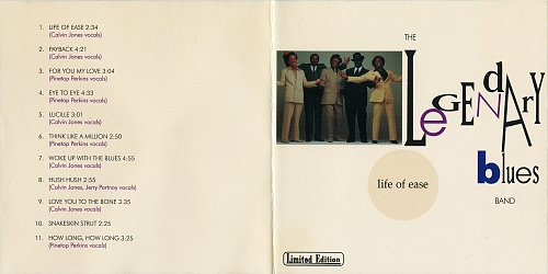 Legendary Blues Band, The - Life Of Ease (1981)