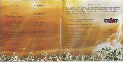 Luthien - Sangre y cenizas (2008)