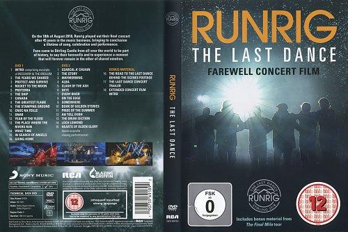 Runrig - The Last Dance (2019)