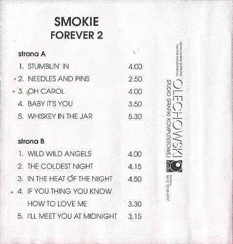 Smokie - The Best of Smokie 2 Forever