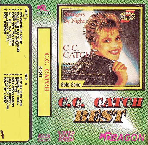 C.C. Catch - Best