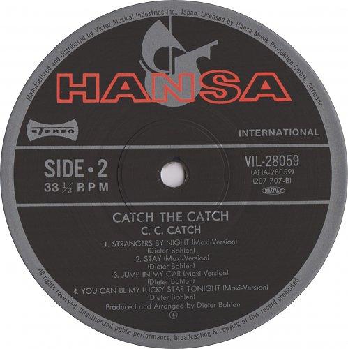 C.C. Catch - Catch The Catch (1986)