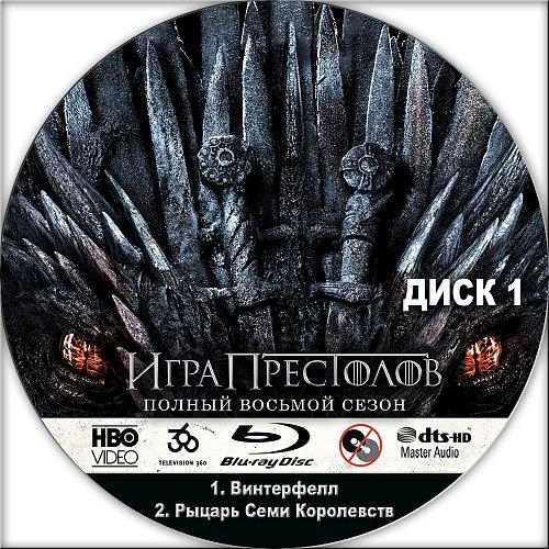 Игра престолов / Game of Thrones (2011 - ...)