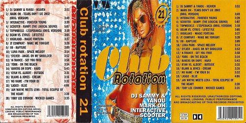 Club Rotation 21