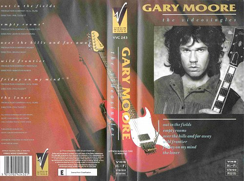 Gary Moore - The Video Singles (1987)