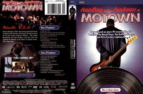 Оставаясь в тени Мотауна / Standing in the Shadows of Motown (2002)