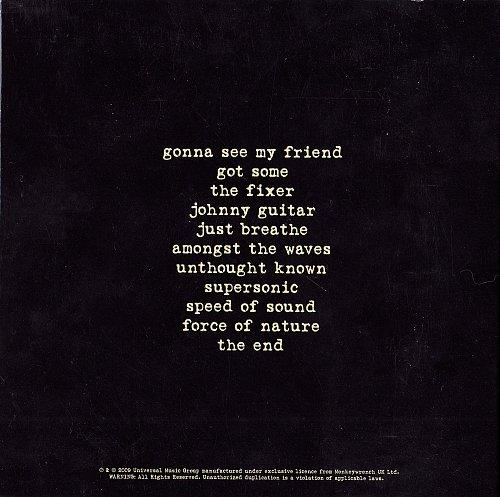 Pearl Jam - Backspacer (2009)