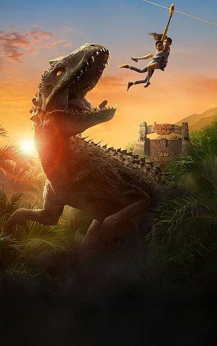 Мир Юрского периода: Лагерь Мелового периода / Jurassic World: Camp Cretaceous (2020-...)