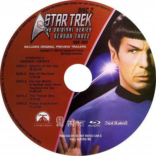 Звёздный путь / Star Trek (1966 - 1969)