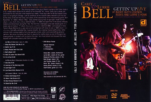 Carey & Lurrie Bell - Gettin' Up Live (2007)